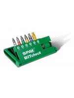 SPAX-BIT check Rapidaptor T-STAR plus